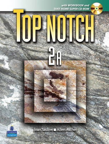 9780132387033: Top Notch: English for Today's World, 2A