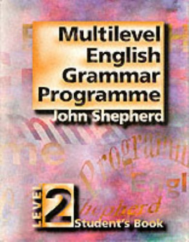 9780132387590: Multilevel English Grammar Programme: Level 2