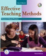 9780132388597: Effective Teaching Methods: Research-Based Practice [With DVD]