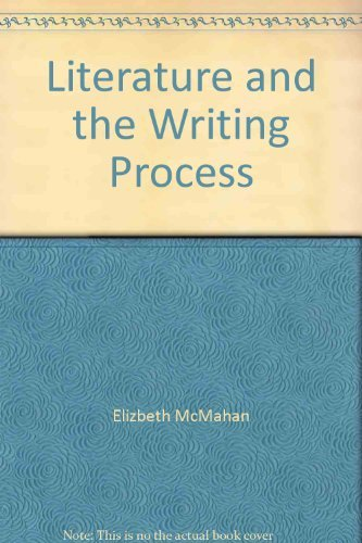9780132388740: Literature and the Writing Process