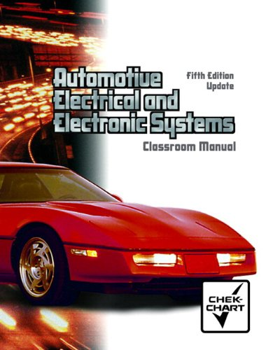 9780132388801: Automotive Electrical and Electronic Systems-Update (Package Set) (5th Edition)