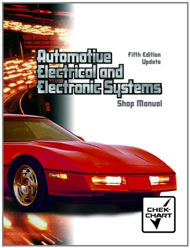 9780132388849: Automotive Electrical and Electronic Systems: Shop Manual (Chek-Chart)