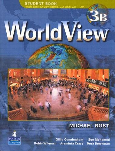9780132390378: Worldview 3 Student Book 3b W/CD-ROM (Units 15-28)