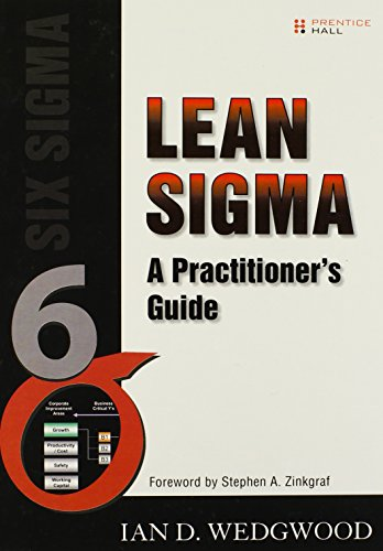 9780132390781: Lean Sigma: A Practitioner's Guide
