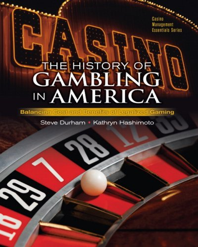 9780132390798: The History of Gambling in America