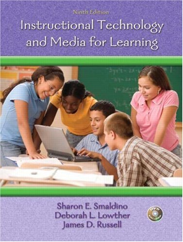 9780132391740: Instructional Technology and Media for Learning