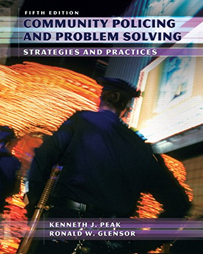 9780132392570: Community Policing and Problem Solving: Strategies and Practices
