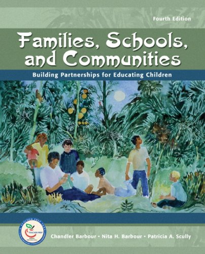 9780132392822: Families, Schools, and Communities (4th Edition)