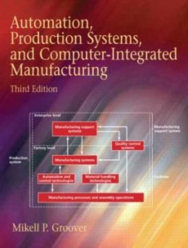 9780132393218: Automation, Production Systems, and Computer-Integrated Manufacturing