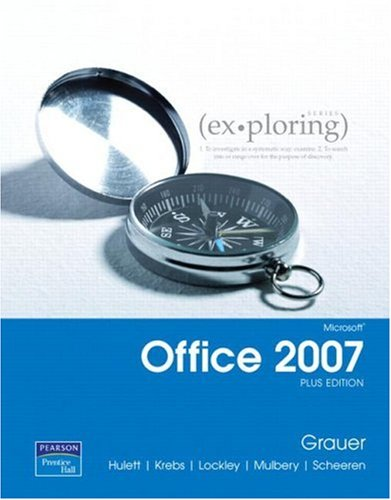 9780132393812: Exploring Microsoft Office 2007: Plus Edition