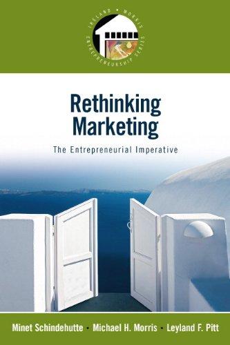 9780132393898: Rethinking Marketing: The Entrepreneurial Imperative