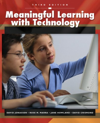 9780132393959: Meaningful Learning with Technology (3rd Edition)