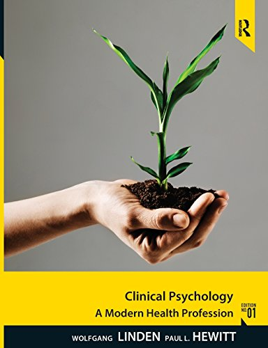 9780132397278: Clinical Psychology: A Modern Health Profession