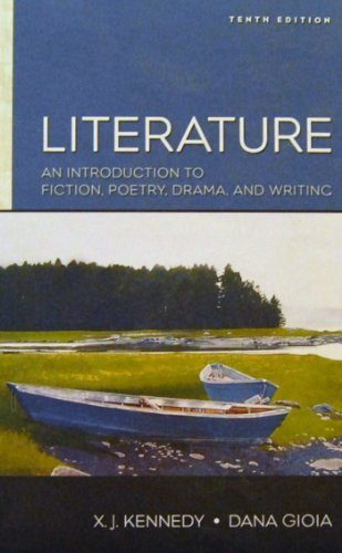 9780132399395: Literature: An Introduction to Fiction, Poetry, Drama, and Writing: Interactive Edition