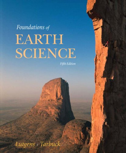 9780132401357: Foundations of Earth Science (5th Edition)