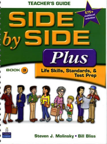 9780132402170: Side by Side Plus: Teacher's Guide 3