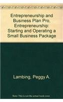 9780132402446: Entrepreneurship and Business Plan Pro, Entrepreneurship: Starting and Operating a Small Business Package (4th Edition)