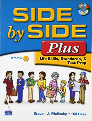 9780132402545: Side by Side Plus 1: Life Skills, Standards, Test Prep: Life Skills, Standards, and Test Prep 1