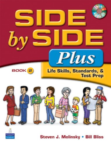 9780132402552: Side by Side Plus 2 - Life Skills, Standards & Test Prep (3rd Edition)