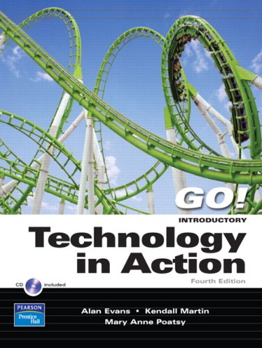 9780132402668: Technology in Action, Introductory (4th Edition)
