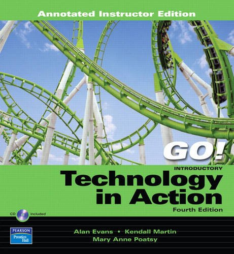 9780132402712: Go! Introductory Technology in Action