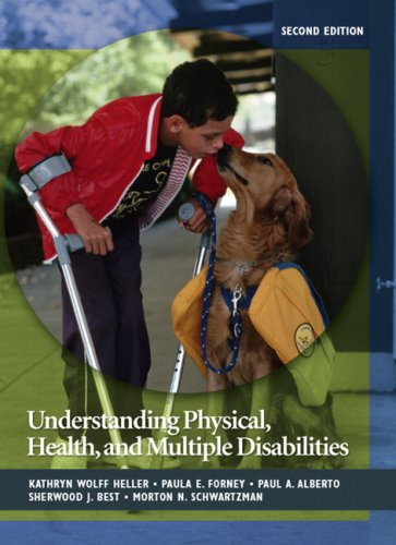 9780132402736: Understanding Physical, Health, and Multiple Disabilities