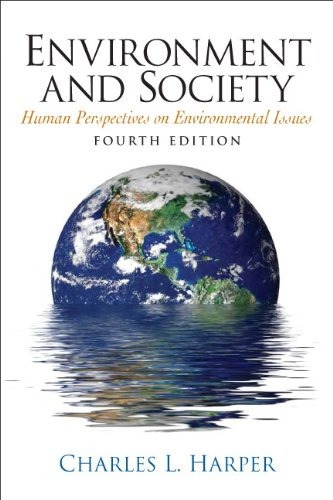 9780132403566: Environment and Society: Human Perspectives on Environmental Issues