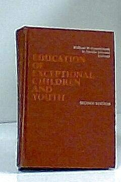 9780132403825: Education of Exceptional Children and Youth
