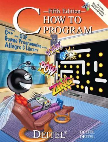 9780132404167: C How to Program (5th Edition)