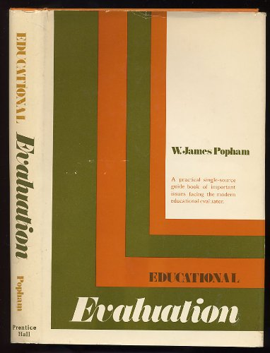 9780132405157: Educational evaluation