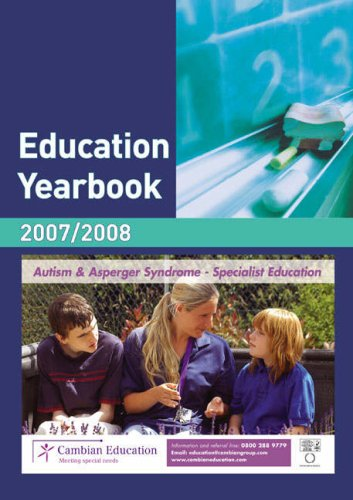 Education Yearbook 2007/2008: Autism and Asperger Syndrome: James Tierney et