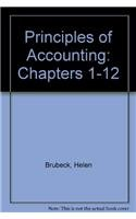 9780132405621: Principles of Accounting: Chapters 1-12