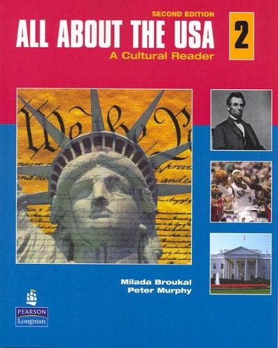 All about the usa 2 a cultural: Milada Broukal