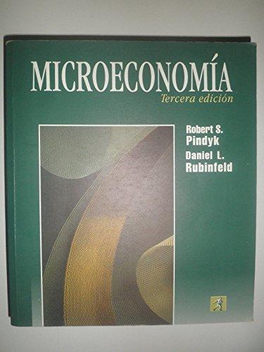 Microeconomia (Spanish): Pindyck