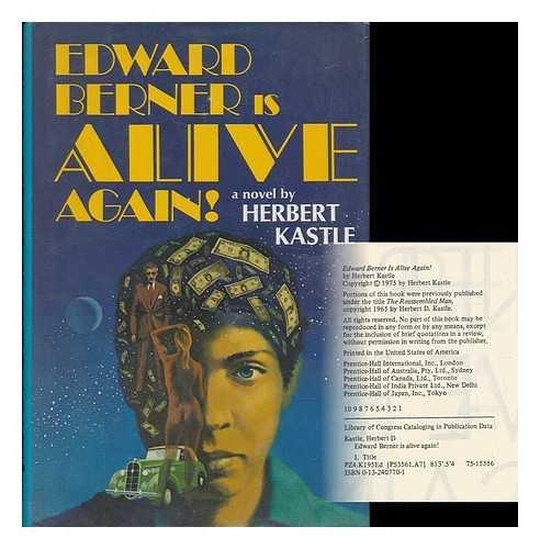 9780132407700: Edward Berner is Alive Again!