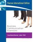 9780132408455: Business Communication Essentials