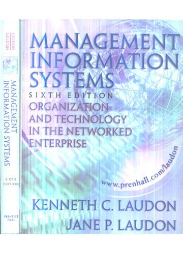 Instructor's resource manual with test item file: Laudon, Kenneth C