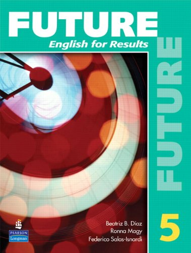 9780132408752: Future 5: English for Results (with Practice Plus CD-ROM)