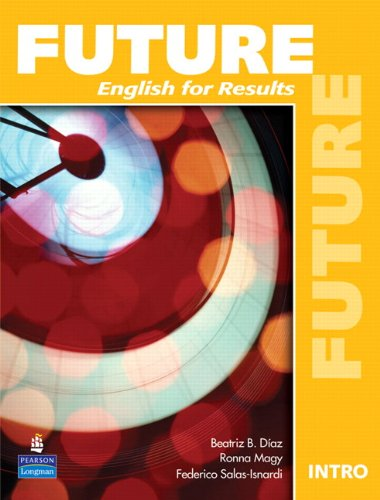 9780132408769: Future Intro: English for Results (Student Book with Practice Plus CD-ROM)