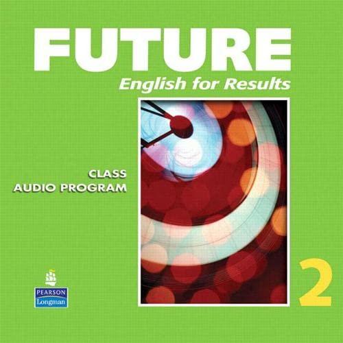 9780132408813: Future 2 Classroom Audio CDs (6)