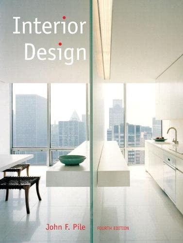 9780132408905: Interior Design