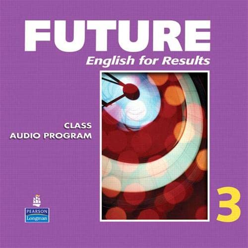 9780132409186: Future 3 Classroom Audio CDs (6)