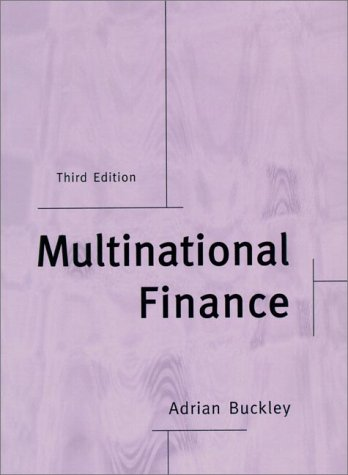 9780132409209: Multinational Finance (3rd Edition)