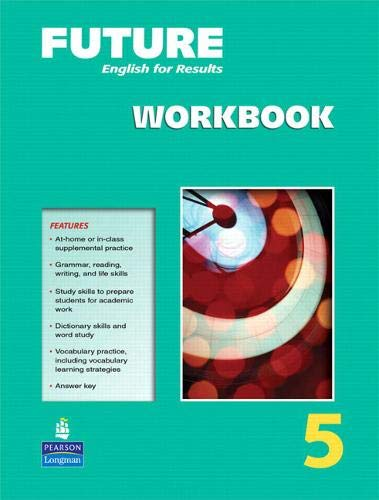 9780132409223: Future 5 Workbook