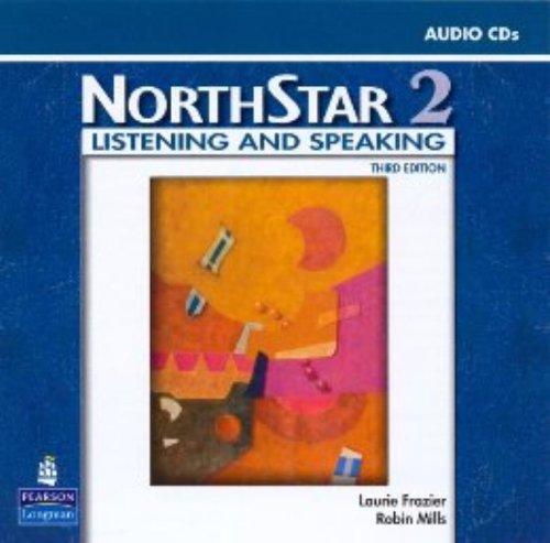 NORTHSTAR 2:LISTENING+SPEAKING-CD (SW)
