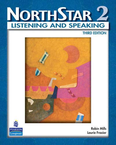 9780132409896: Northstar, Listening and Speaking 2 with Mynorthstarlab: Student Book Level 1
