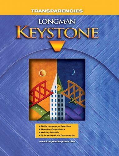 Longman Keystone Transparencies, Level B: Anna Uhi Chamot; John De Mado; Sharroky Hollie