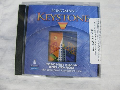 9780132411868: Longman Keystone B Teacher eBook and Cd-Rom with ExamView Assessment Suite