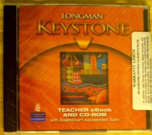 9780132411998: Longman keystone D, Teacher ebook and CD-ROM with Examview Assessent Suite
