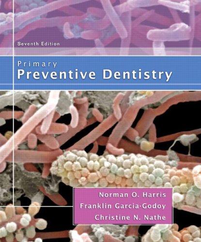 9780132412230: Primary Preventive Dentistry